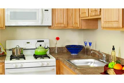 Revitalize your life Station Townhomes and Apartments.