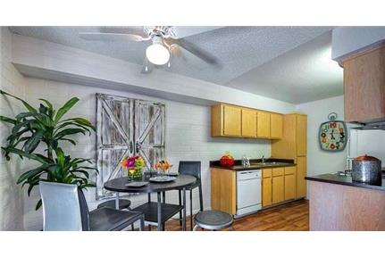 Just two short miles from Downtown Tempe, AZ lives. $860/mo