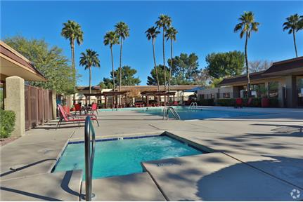 Welcome to the Summit Ridge Apartments in Tucson on South Craycroft. $514/mo