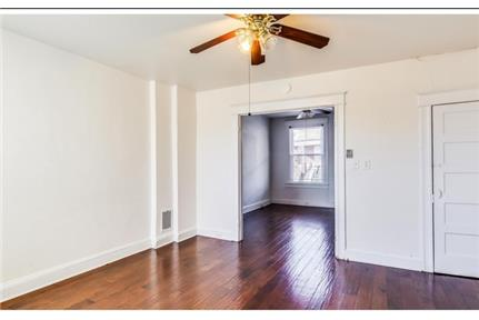 Parking pad, easy access to major city routes. - Close to park for enjoyment