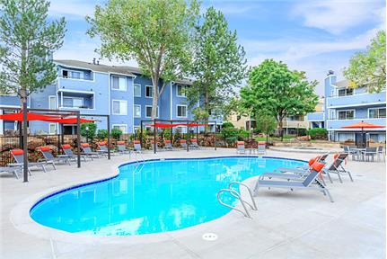 1 bedroom - Welcome to Conifer Creek Apartments. Pet OK! - Unit number: 20W302