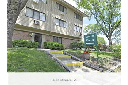 Bright Milwaukee, 1 bedroom, 1 bath for rent - Square footage: 608 sq