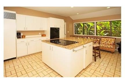 Tropical resort living located in upscale Kahala.