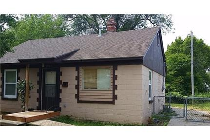House for rent in Wichita.