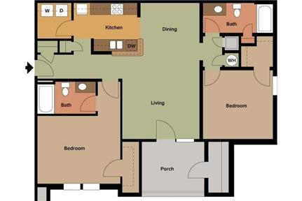 Affordable Apartment Homes in Mobile!