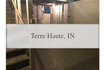 Terre Haute is the Place to be! Come Home Today. $775/mo