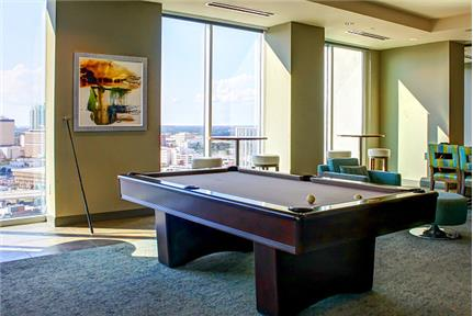 3 bedrooms - luxurious high-rise living apartments in Tampa. Parking Available! - FL conveniently located in the Channelside District of downtown Tampa