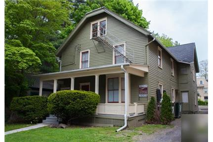 Ithaca - 8/1 Furnished cozy 1 bedrooms. - Shared front porch, tenant pays cooking gas, trash/recycling, includes heat, electric, internet