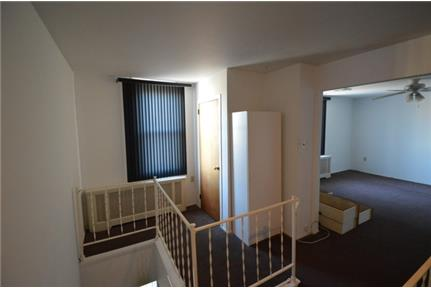 Very large 2 bedroom 1 bath apartment available immediately in Port.