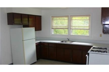 Apartment in great location - Large 2 bedroom All utilities included: heat, hot water, cooking gas and electricity Beautiful hardwood floors throughout Lots of closets Laundry on site Off street parking On the bus line Fitness center NO Pets!Leasing Details