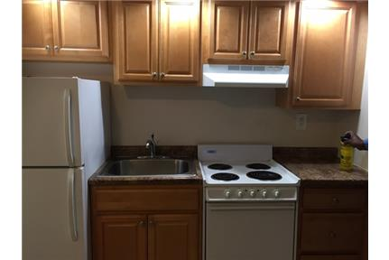 Apartment in quiet area, spacious with big kitchen. $780/mo