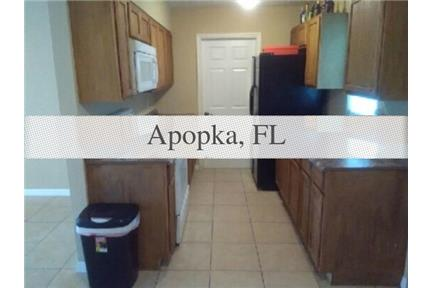 The Best of the Best in the City of Apopka! Save Big! - PS NLC- Completely rehabbed 3 Bedroom 1 Bathroom block home with bonus room in a well-maintained area