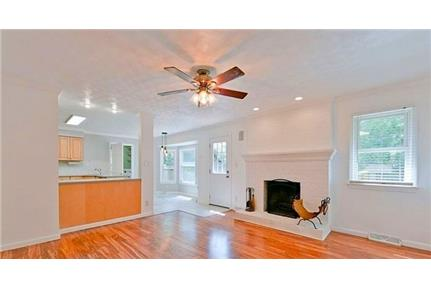 Chesapeake - This home boast large bedrooms.