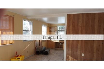 House for rent in TAMPA.