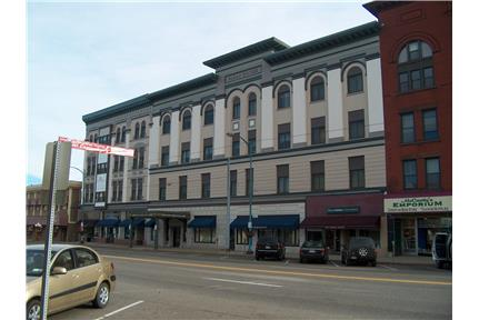 The City of Olean Housing Authority