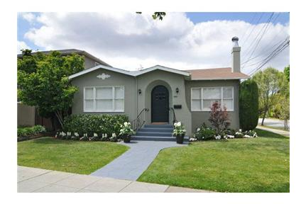 Bright 3 BR Burlingame Home - Perfect Location! for rent in Burlingame, CA