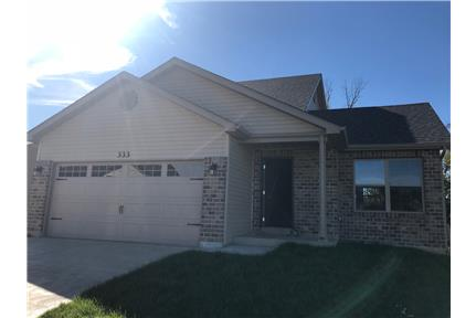 BRAND NEW 3 Bed 2 Bath 1.5 Story with Upgrades! for rent in Foristell, MO