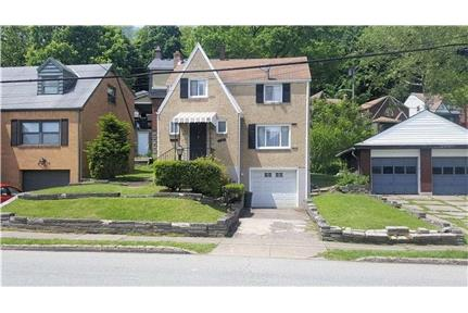 Charming All Brick 3 Bedroom 1 5 Bath Home In Pittsburgh Pa