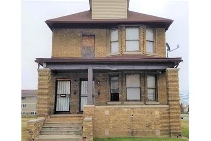 UPPER 2BR FLAT WATER INCLUDED for rent in Detroit, MI