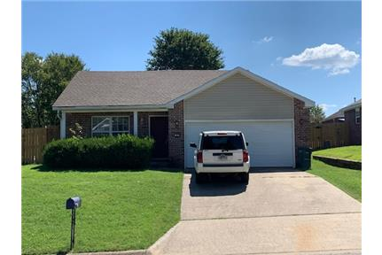 Picture of House for Rent at 970 S Eastview Dr, Fayetteville, AR 72701