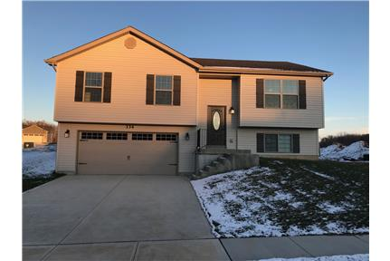 BRAND NEW 3 Bed 2 Bath Split Level with Upgrades! for rent in Foristell, MO