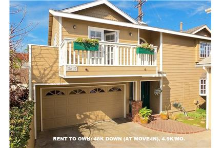 RENT-TO-OWN: 48K DOWN (AT MOVE-IN), 4.9K/MONTH for rent in Long Beach, CA