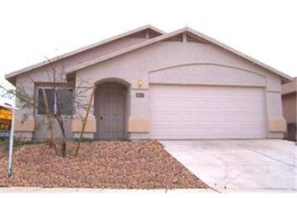 New Track Home Great Floor Plan 2 Car Garage In Tucson AZ