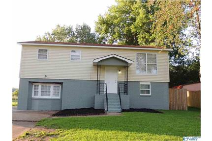 Completely Remodeled! Fresh Paint ! ALL THROUGH for rent in Huntsville, AL