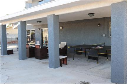 Fully Furnished 4 bedroom 3 Bath Home with a Pool for rent in Las Vegas, NV