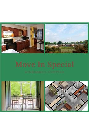 Move in special for rent in Memphis, TN
