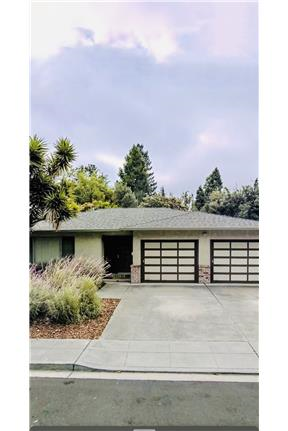 Charming, spacious Mt. View duplex 3 Bd/2 Ba for rent in Mountain View, CA