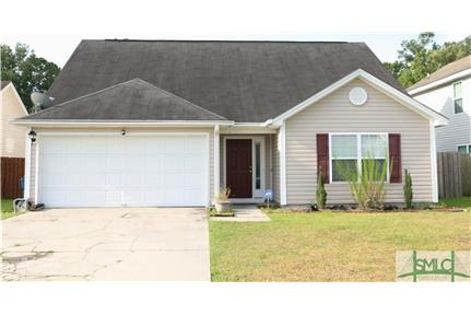 AVAILABLE NOW 4bd 3ba HOME FOR RENT for rent in Port Wentworth, GA