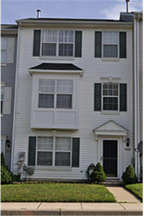 3 level townhouse in randallstown md - 3 bedroom townhomes for rent in md ...