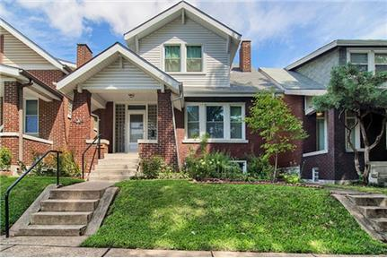 2 beds 1 bath 1,312 sqft in desirable TGS! for rent in St. Louis, MO