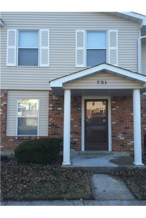 ****BEAUTIFUL 2 BDRM / 1.5 BATH *** for rent in St. Peters, MO