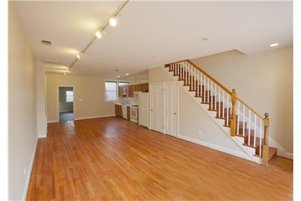 Lovely 2 level rowhouse with fenced yard for rent in Washington, DC