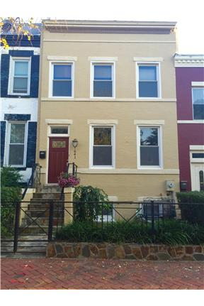 2BR Basement Apartment in heart of H Street NE for rent in Washington, DC